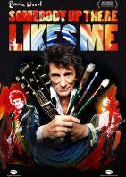 Filmbild klein Ronnie Wood: Somebody Up There Likes Me